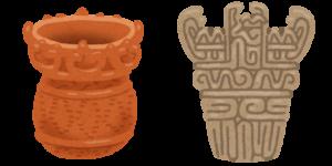 縄文土器の画像