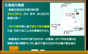 北海道の漁業