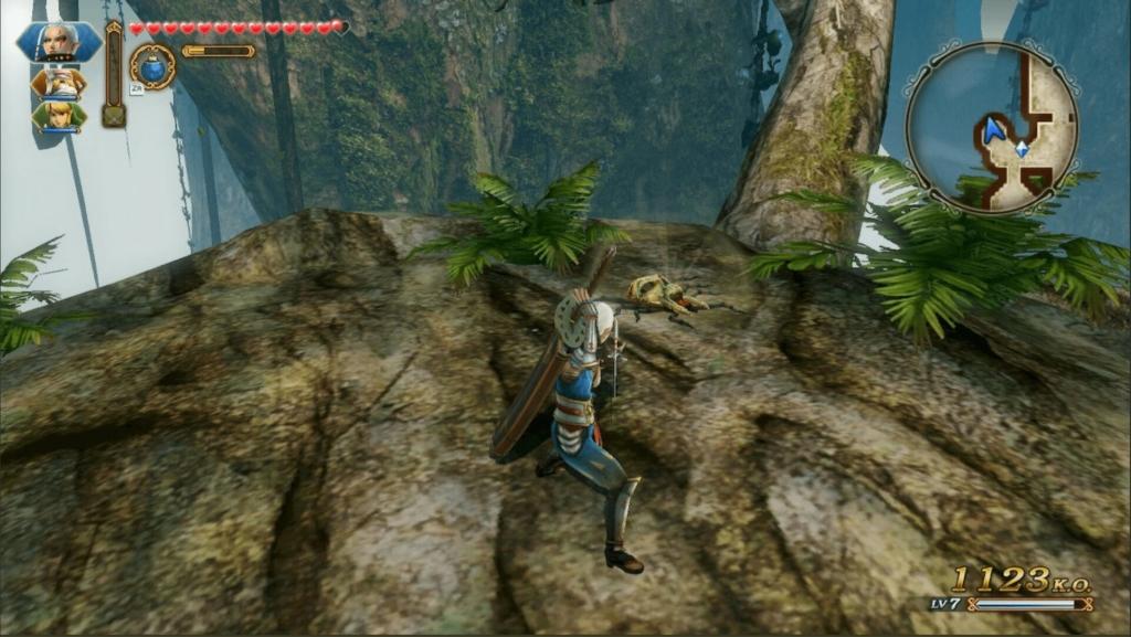 ゼルダ無双 神秘の森の魔女 スタルチュラ